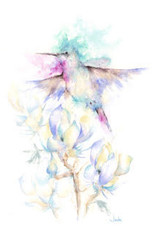 Jade Hummingbird (10053a)