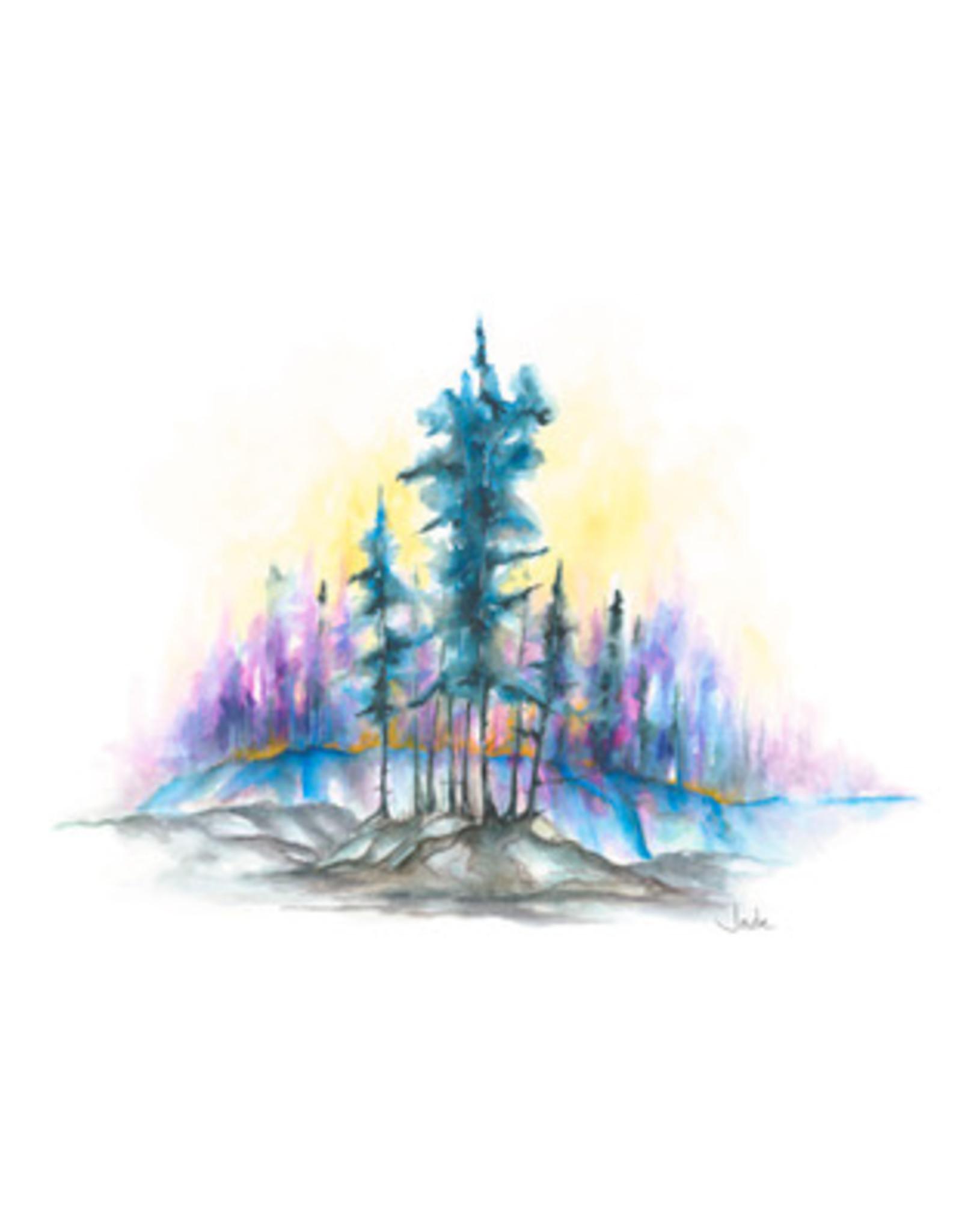 Jade Forest Fire (10087b)