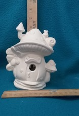 ART KIT Art Kit: Ceramic Fairy House snail #2