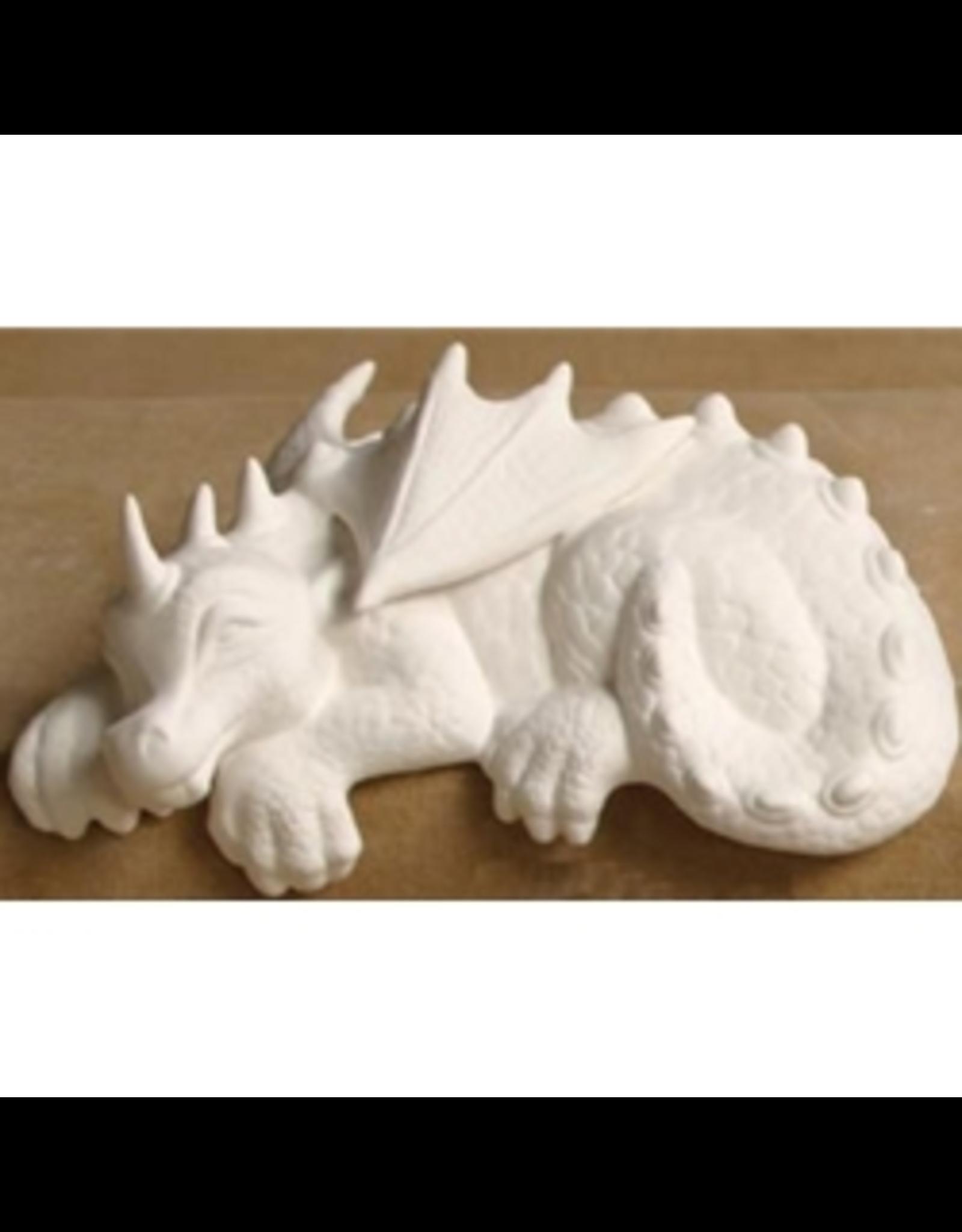 ART KIT Art Kit: Dragon shelf sitter