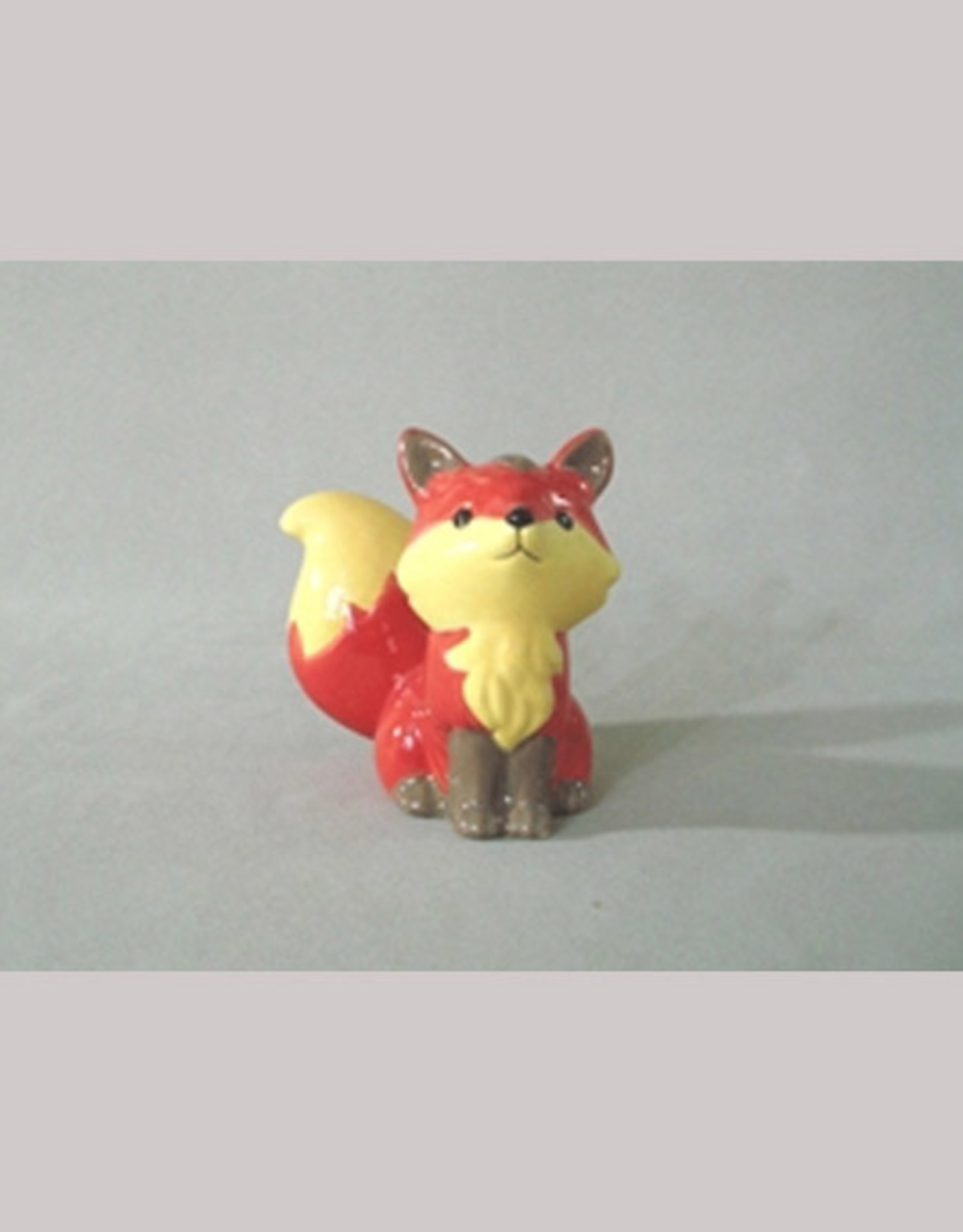 ART KIT Ceramic Fox Art Kit