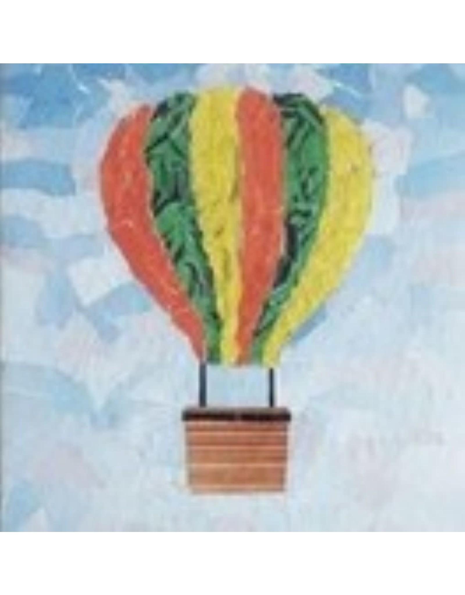 ART KIT Art Kit: Paper Collage Hot Air Balloon