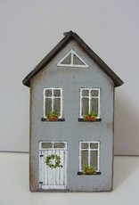 ART KIT Art Kit: Painting Wooden houses