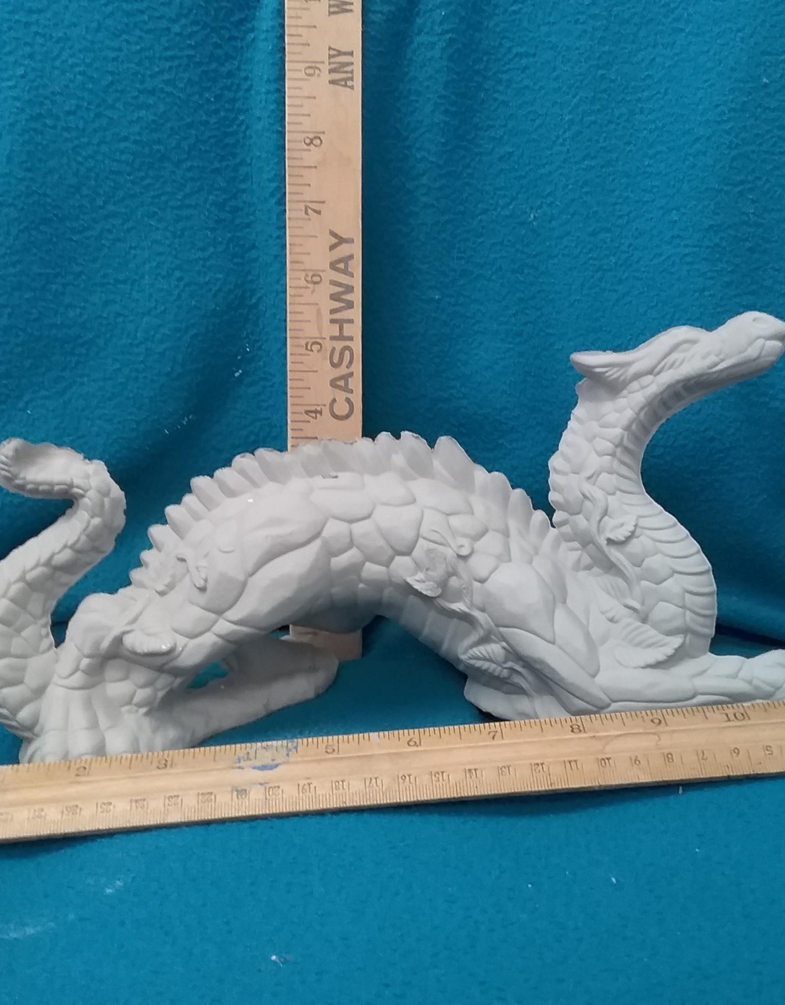 ART KIT Ceramic Dragon Serpentine #2 Art Kit
