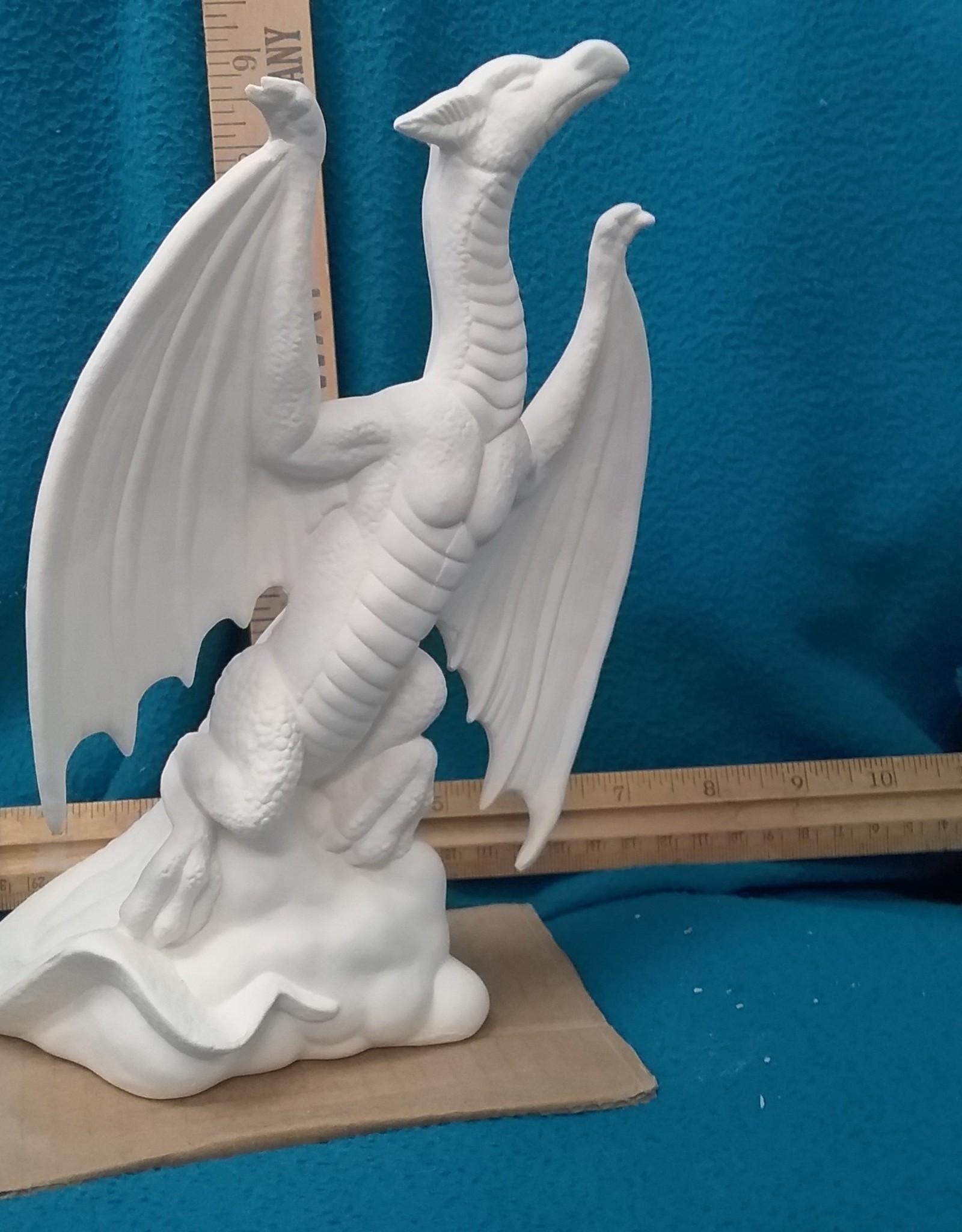 ART KIT Art Kit: Ceramic Dragon #4