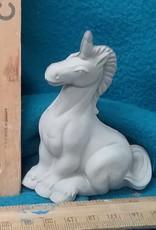 ART KIT Ceramic Unicorn Art Kit