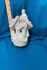 ART KIT Art Kit: Ceramic Fairy House shingle #4