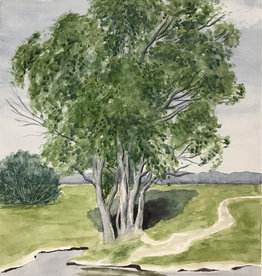 Art Class:  Acrylic Tree Wednesday July 15 11 am to 1 pm