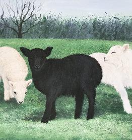 Tamara S Art Class: Acrylic lambs Tues Aug 18 11:00 am to 1:00 pm