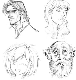 Nick W Art Class: Youth Drawing Illustrative Characters Aug 11, 18 & Aug 25 3:30 pm - 5:00 pm