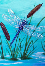 Tamara S Acrylic Dragonfly Tues Aug 25 6pm to 8pm