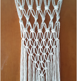 Macrame Art Class Wed Sept 30 6:00 pm to 8:00 pm