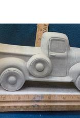 ART KIT Art Kit: Ceramic Truck with Side Tire