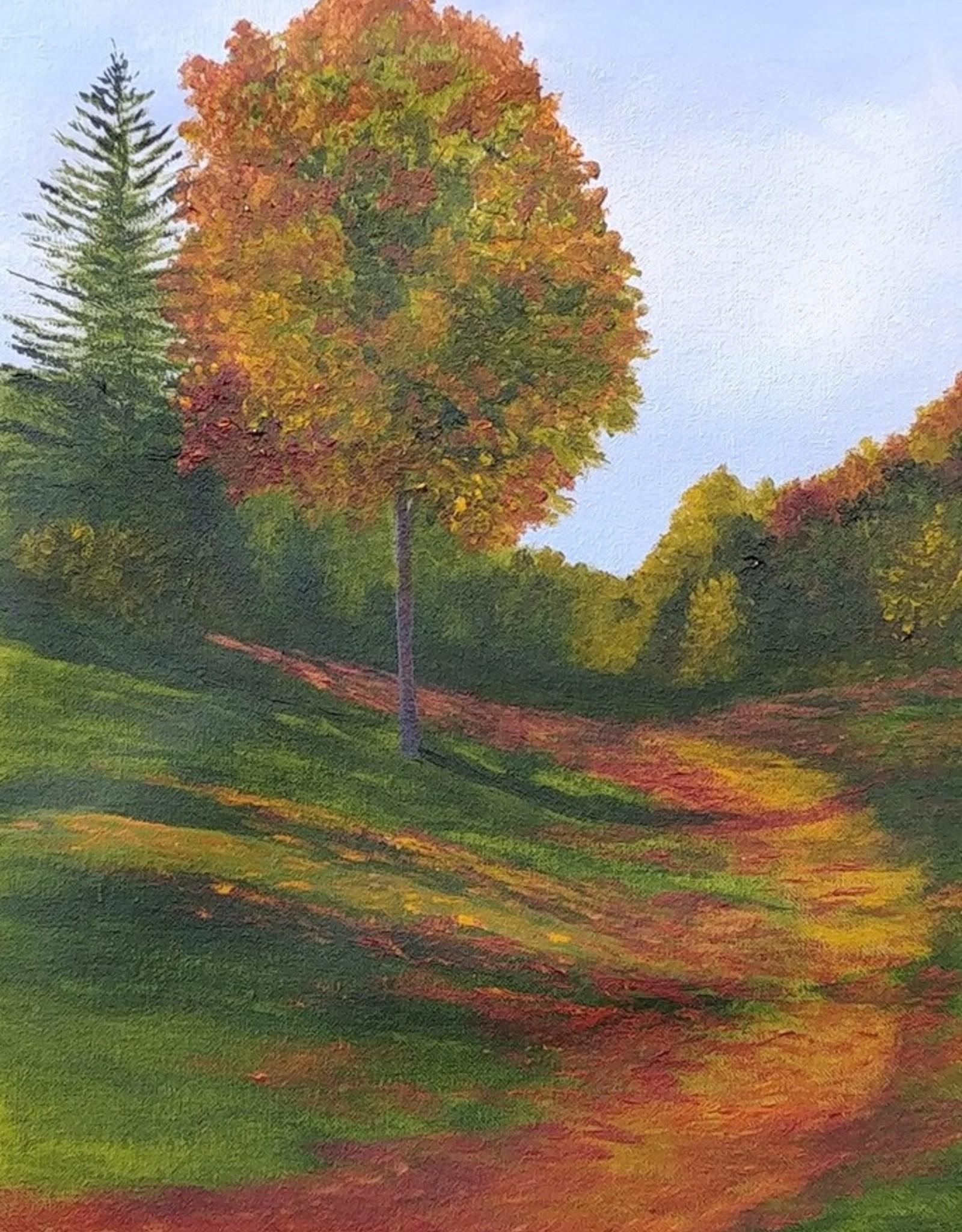 Aura B Acrylic Fall Splendour Sat Oct 17 10:00 am
