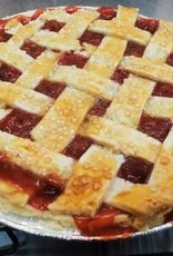 Cafe Artiste CATO: Strawberry Rhubarb Pie