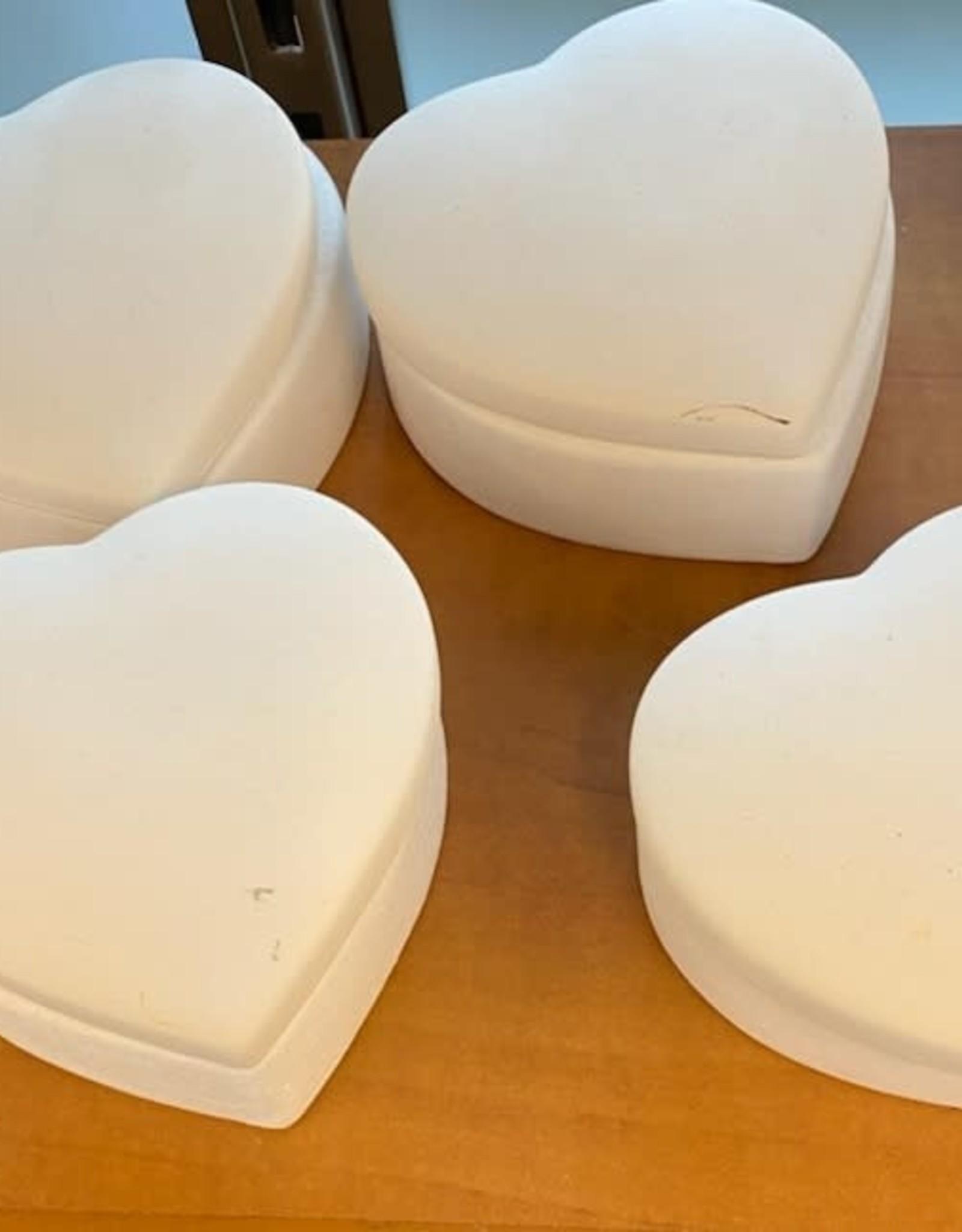 FTLA Art Kit: Ceramic Heart box