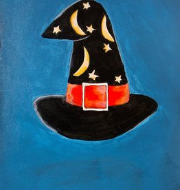 Melissa K Witches Hat Sun Oct 25 1:00 to 2:15 pm