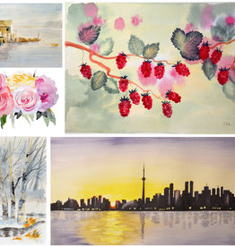 Tamara S Watercolour Level 2 Wed Nov 11