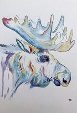 Tamara S Watercolour Art Class Moose Tues Nov 17 2:00 pm