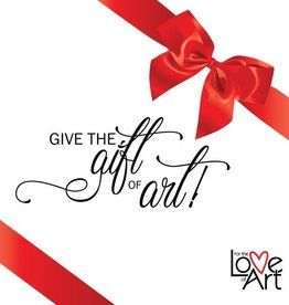 FTLA Gift Certificate For the Love of Art ($5)