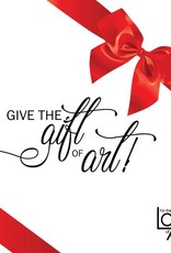 FTLA Gift Certificate For the Love of Art ($25)
