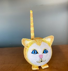 Amsa Paper Mache kitten  Tues Nov 3  4:00 to  5:30  pm