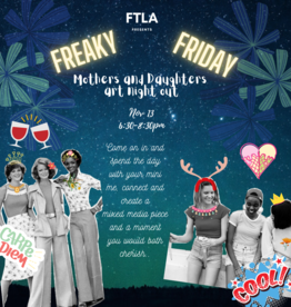 Amsa Mixed Media Freaky Friday  Fri Nov 13 6:30 pm
