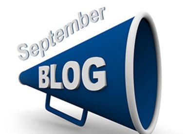 September Blog