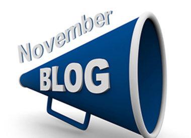 November Blog