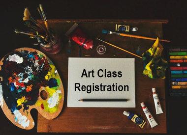 Art Class Registration