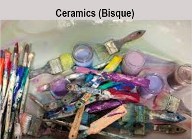 Art Kit:  Ceramics (Bisque)