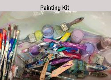Art Kit:  Painting