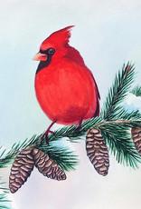 Tamara S Watercolour Cardinal Tues Dec 1 11:00 am to 2:30 pm