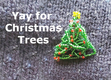 Yay for Christmas Trees