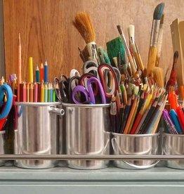 FTLA Creative Art Exploration Wed Dec 30 4:15-5:15 pm