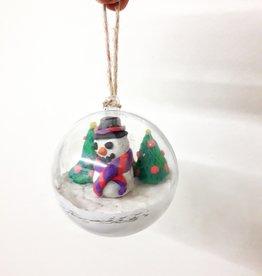 Amsa Mixed Media Art Class Christmas Ball Thurs Dec 10  4:15-5:15 pm