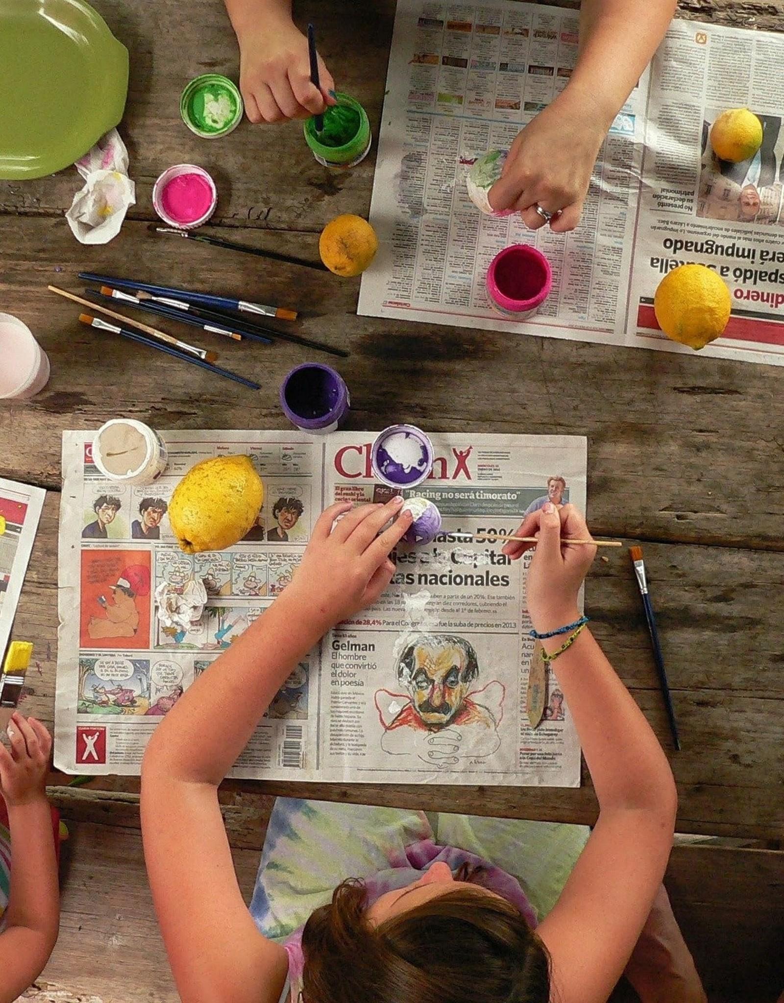 FTLA Creative Exploration Tues Dec 08 4:15-5:15 pm