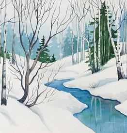 Tamara S Watercolour Art Class Winter Creek Wed Feb 10  11-1:00 pm