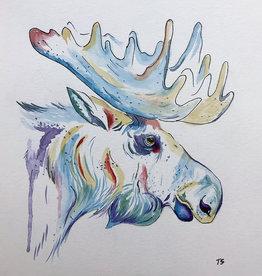Tamara S Watercolour Art Class Moose Tues Feb 23 11-1:00 pm