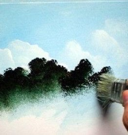 Jim G Acrylic Art Class  Beginners Level 1 Thurs  April 22  to May 13  6:30-8:30 pm