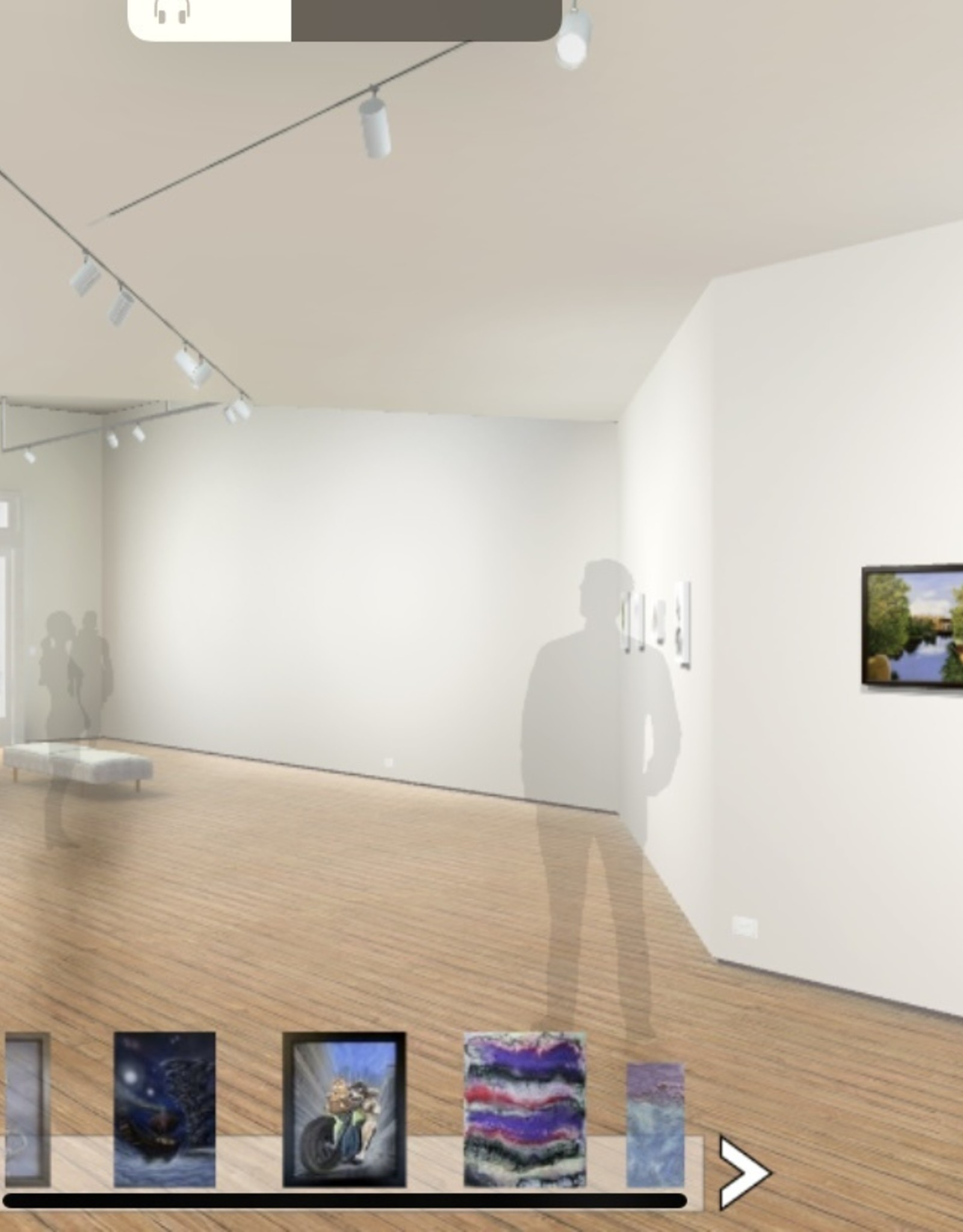 Resident Artist Virtual Gallery Fee