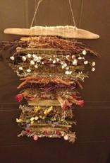 Marsh M Weaving Art Class with Dried Herbs Sun July 18  1 -3:30 pm