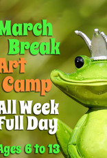 FTLA March Break  All Week Art Camps (All Day)