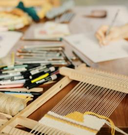 After School Program Creative Art Exploration Kids Tue Jan 26  4:15-5:15 pm