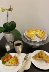 Cafe Artiste Pie Quiche