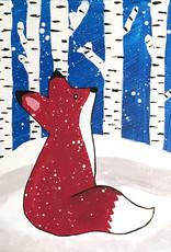 ART KIT Art Kit:  Little Fox acrylic painting