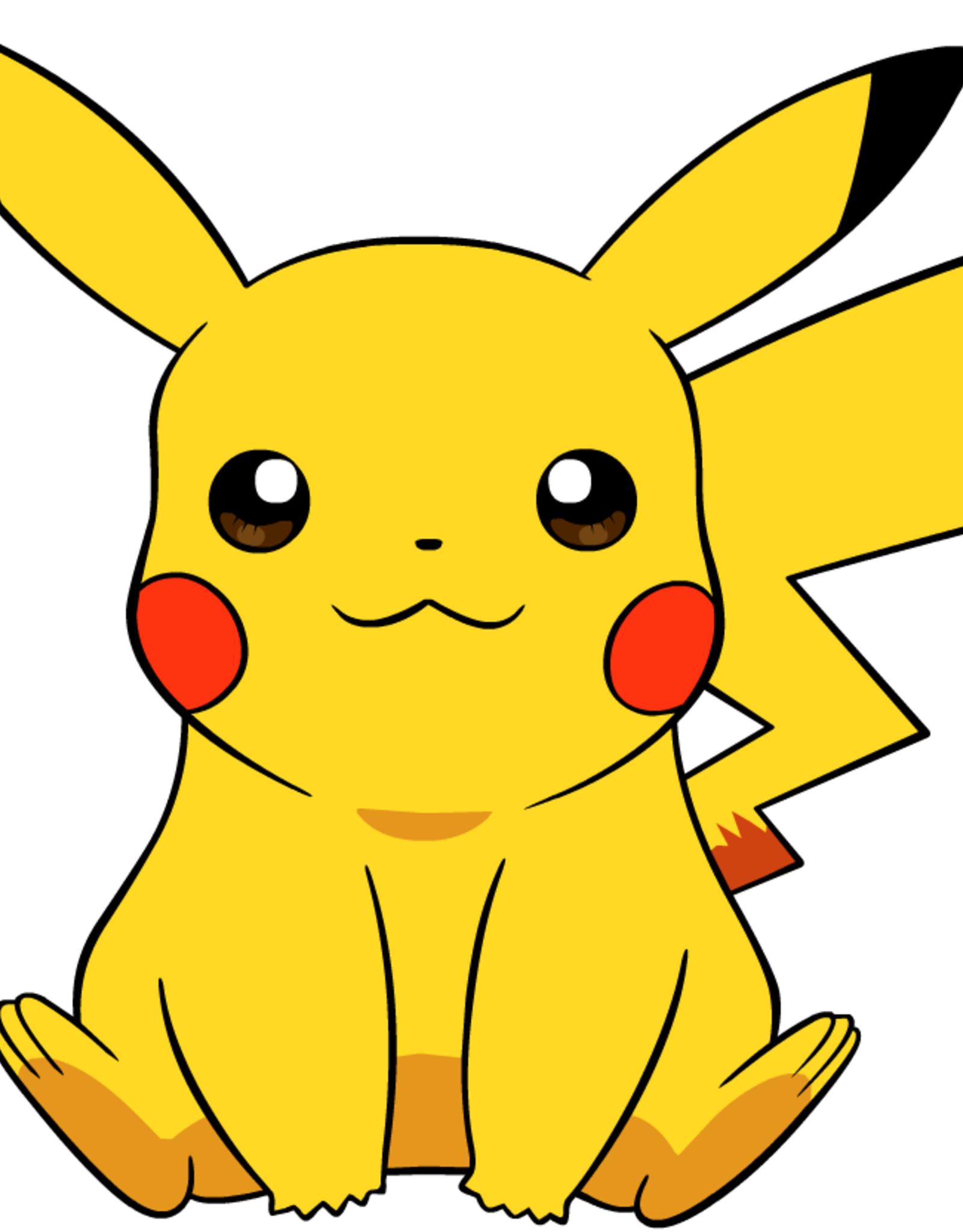 FTLA Art Kit: Painting Acrylic Pikachu