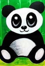 FTLA Painting Acrylic Panda Art Kit