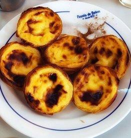 Cafe Artiste Pasteis de Nata (Pasties)