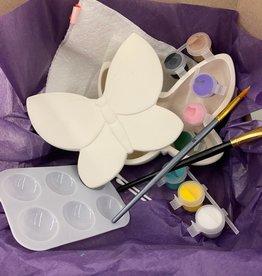 FTLA Art Kit: Ceramic Butterly
